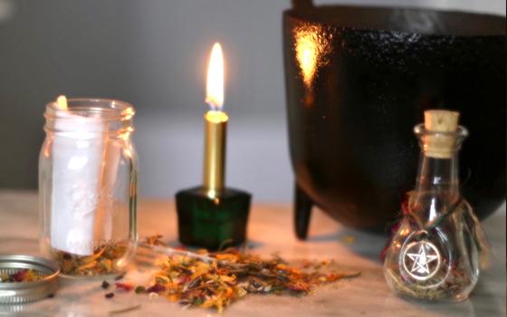New Moon Ritual | February 2019 | Intention Jar